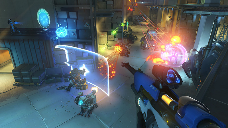 anh gameplay overwatch