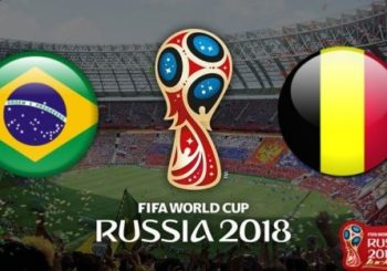 Link Sopcast World Cup 2018: Brazil vs Bỉ 01:h 07/07