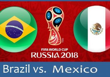 Link Sopcast World Cup 2018: Brazil vs Mexico 21h 02/07