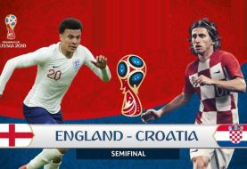 Link Sopcast World Cup 2018: Croatia vs Anh 01h 12/07