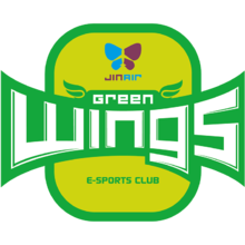 Jin Air Green Wings logo